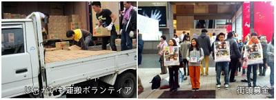 熊本YMCA志愿者