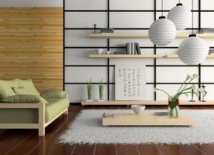 Japanese-interior-style