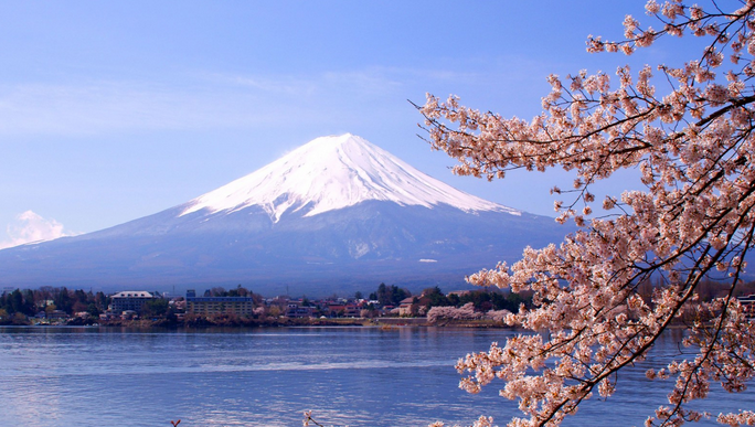 Lanscapes of Japan: Fujisan