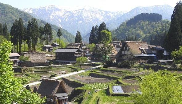 Rural Japan is definitely worth seeing.